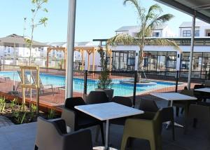 The-Sandown-Cape-Town-lifestyle-Centre-Exterior-Patio-area-Pool-view-copy